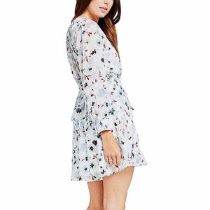 NWT GENTLE FAWN Floral Print Long Sleeve Dress